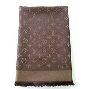 9484106ef74 Women s Louis Vuitton Silk Scarf on Poshmark